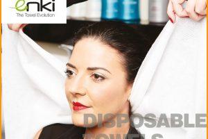 Enki Disposable Towel Range