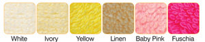 STANDARD 450gsm Pastel Colours