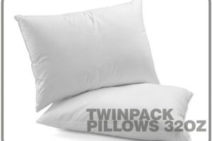TWINPACK PILLOW