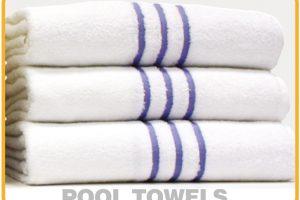LEISURE POOL 400gsm TOWEL