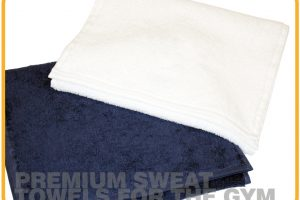 GYM SWEAT 450gsm TOWELS