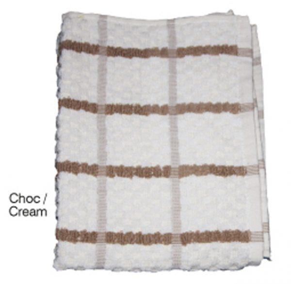 Waffle Choc and Cream