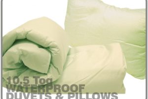 WATERPROOF DUVET - PILLOW