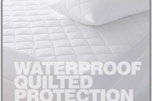 WATERPROOF QUILTED